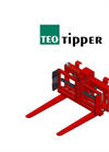 Teo - Model 1500 HDK - Tipper Brochure
