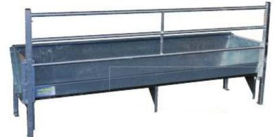 Model PG102 05 01 - Sheep Troughs