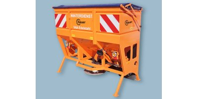 Model V4A - Stainless Steel Salt and Grit Spreader