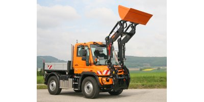 UNIMOG - Model POM RX-500 - Front Loader