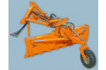 Model HP-2461 - Rear Levelling Scraper