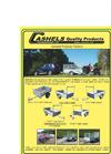 Cashels - ATV & Plant Trailers- Brochure