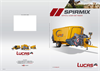 Spirmix Trampilla - Model 16 - 18m³ - Mixer wagon - Vertical Auger Diet Feeder - Brochure