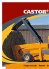 Castor - Model G - Silage Loader Feeder Straw Bedder - Brochure