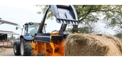 Castor - Model G - Silage Loader Feeder Straw Bedder