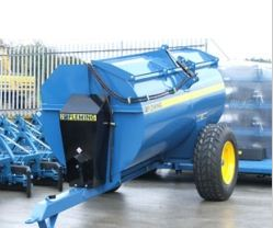 Fleming - Model MS450  -  MS700  -  MS1000 - Muck Spreaders