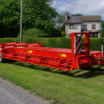 NC - Tractor Tow Forestry Trailer