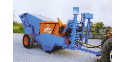 Model RST/520-S-SPECIAL - Combined Stone Picker