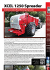 Rear Discharge Manure Spreaders- Brochure