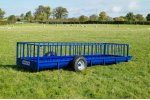 Sheep / Young Stock Feeding Trailer