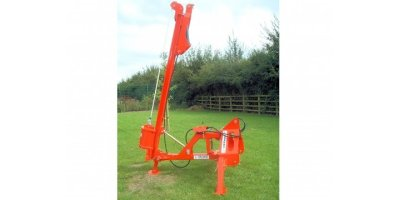 Swinground - Tractor Mounted Manual Swinground Posthammer