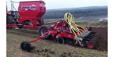 Sumo - Deep Tillage Seeder (DTS)
