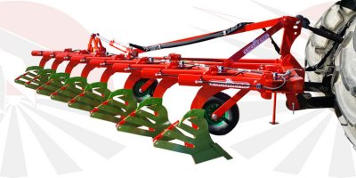 Model CHFH - Fixed Ecologic Plough