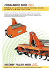 Model SEL - Side Shift Rotary Tillers- Brochure