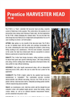 Prentice - Model PF-48 - Harvester Heads Brochure