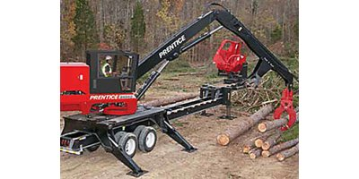 Knuckleboom - Model 2384C & 2484C - Trailer Mount Loaders