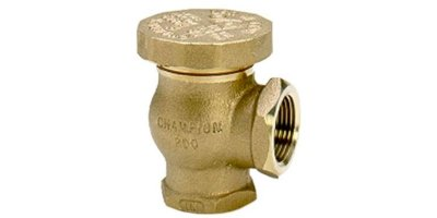 Champion Irrigation - Model 3/4 - Vacuum Breaker less Union - Yellow Brass Imported