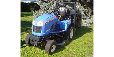 Iseki  - Model SXG Series - Riding Mower