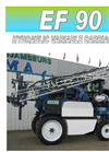Model EF 90ML - High Clearance Tractor Brochure