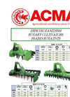 Model MINI P - Fix Power Harrows Brochure