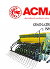 BEST - 2 Row Mechanical Seed Drill Brochure