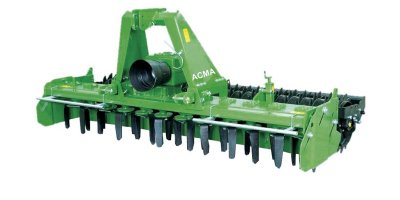 Model MINI P - Fix Power Harrows
