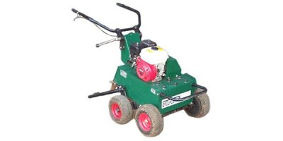 Groundsman - Model 345HD - Pedestrian Turf Aerator