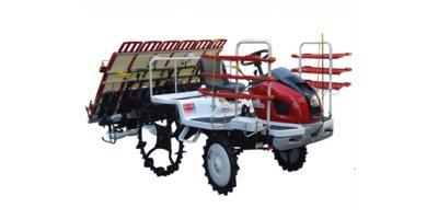 FLW - Model 2ZG-6DK - Rice Transplanter