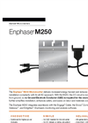 Enphase - M250 - Microinverter Brochure