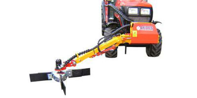 Model Serie CNS - Pruning Conveyor