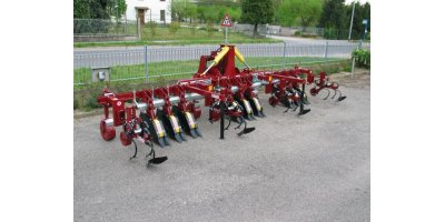 Model MCn/ CERES - Multi-Row Rototillers