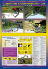 Model M380ARC / M380ARCS / M380ARCT / M380ARCST - Boom Mower Brochure