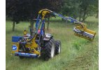 Marolin Magnum - Model M430X / M490X - Boom Mower
