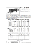 Model G 40 RT - Loading Platforms Brochure