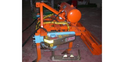 Model Te/80  - Inter Row Blade Plant Baring Machines
