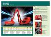 Agromec - Model HBK 5000/6000 - Bushcutters - Datasheet