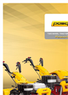PowerSafe - SB38 - Two Wheel Tractor Brochure