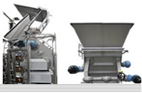 Bertocchi Crunx - Crunching and Dosing System for Frozen Products Feeding