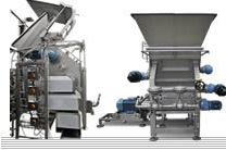 Bertocch ThermoCRUNX - Liquefying Machine for IQF/frozen Fruits and Vegetables