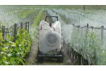 Model OVS50/60 - Trailed Sprayers