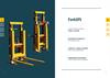 Forklift Brochure