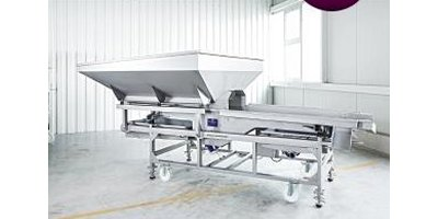 Scharfenberger - Vibration Grape Sorting Table