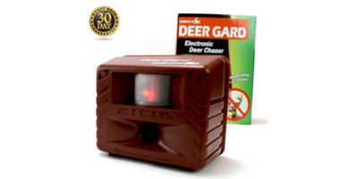 Bird-X - Model Deer Gard - Deer Repellent Devices