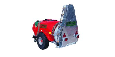 LOCHMANN - Model RAS - RA Series - Trailed Air Blast Sprayers