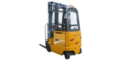 Montini - Model MR 2.5 Compact XL - Counterbalanced Electronic 4-Wheel Forklift Truck
