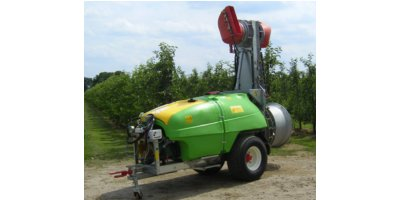 Triplefan - Orchard Sprayer