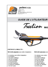 Treelion - Pole Tree Pruning Shears Brochure