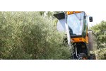 Olive Harvester on MAVO Carrier
