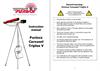 Purivox - Carousel Triplex V - Bird Scare Gas Gun Brochure