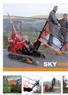 SKY ONE - Model 300 - Collection Wagon Brochure
